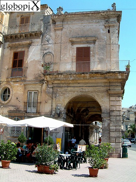 Modica - Piazza del Municipio