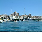 Photo: Panorama of Ortigia from the sea