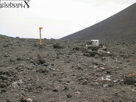 Etna - Survey intruments on Etna