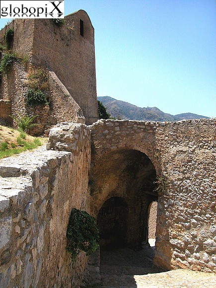 Cefalù - The Rocca
