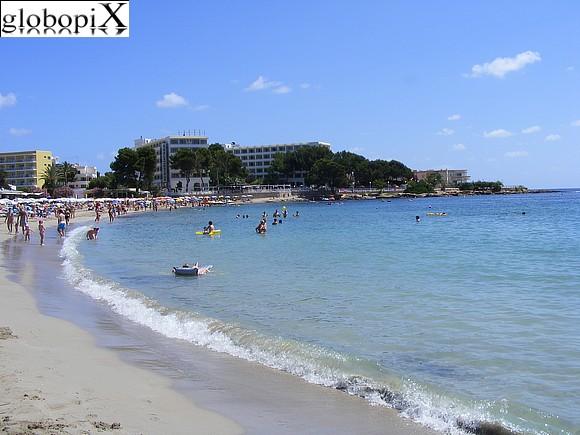 Photo Ibiza Es Canar Beach Globopix