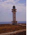Photo: Cap de Barbarias lighthouse