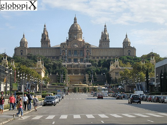 Barcelona - Palau National