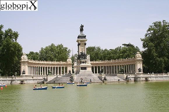 Foto di Madrid