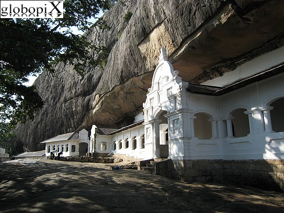 Sri Lanka - Royal Rock Temple