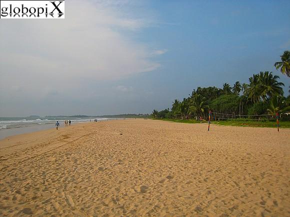 Bentota Sri Lanka  city pictures gallery : Lunedì, 26 Settembre 2016 Sri Lanka Sri Lanka Spiaggia di Bentota