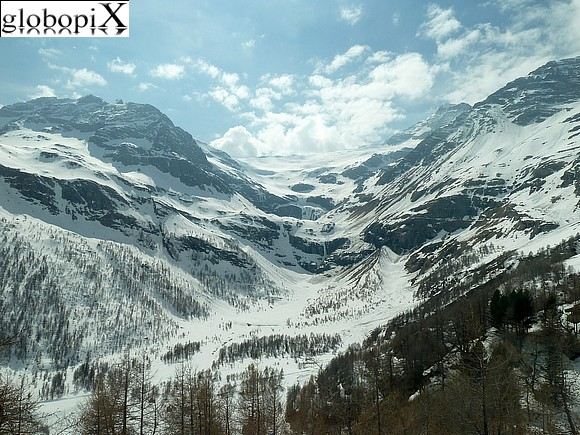 Bernina - Massiccio del Bernina