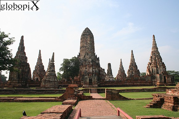 Bangkok - Ayutthaya - The ancient capital