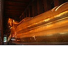 Photo: The Temple of the Reclining Buddha - Wat Pho