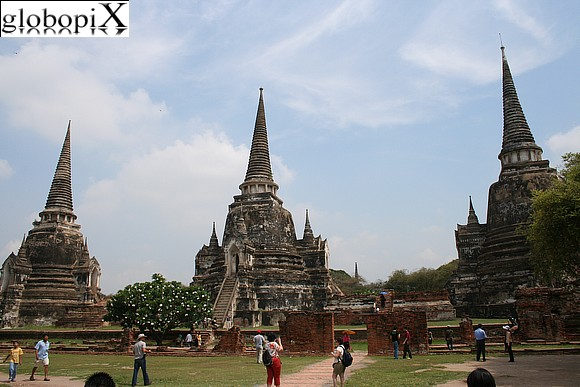 Bangkok - The Real Palace - Ayutthaya