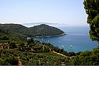Photo: Scenic road to Cala Piccola