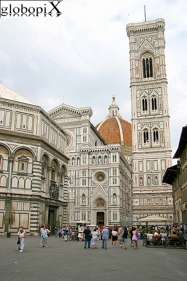 Firenze - Il Battistero di Firenze