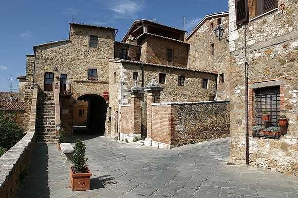 Val d'Orcia - Borgo Medievale