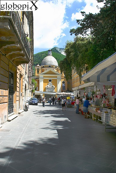 Massa e Carrara - Carrara's historical centre