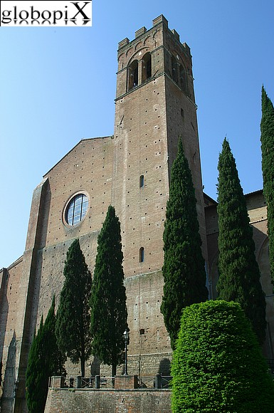 Siena - Church of San Domenico