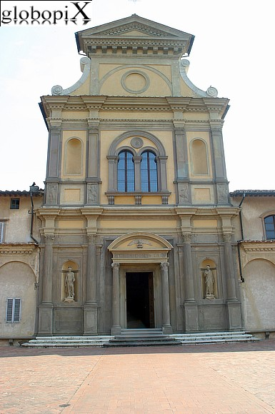 Dintorni di Firenze - Church of San Lorenzo