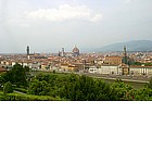 Photo: Firenze - Panorama from Piazza Michelangelo