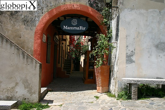 Isola d'Elba - Historical Centre of Capolìveri