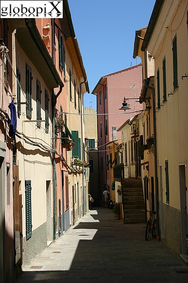Isola d'Elba - Historical Centre of Marciana Marina