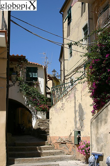Isola d'Elba - Historical Centre of Portoferraio