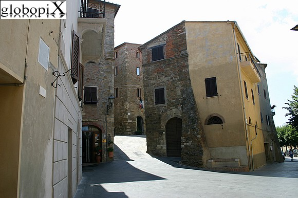 Maremma - Historical centre of Scarlino