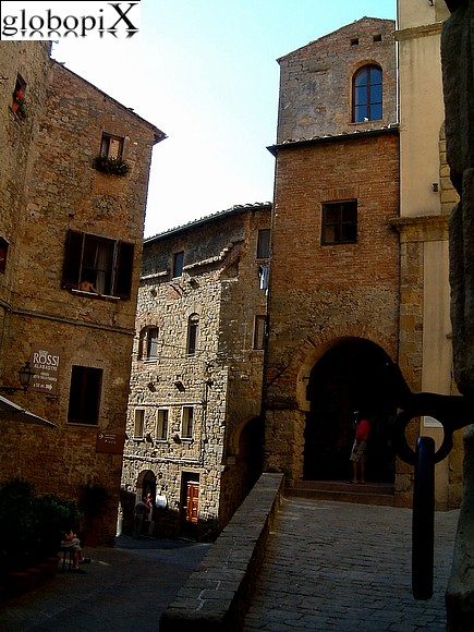 Volterra - Historical Centre of Volterra