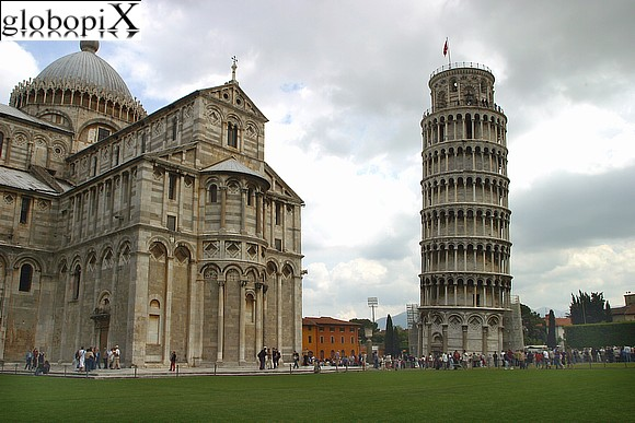 Pisa - Leaning Tower and Duomo