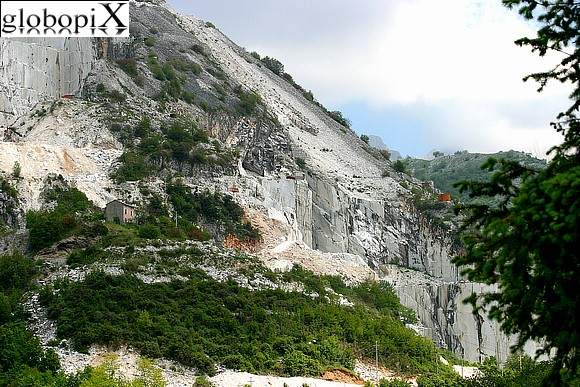 Massa e Carrara - Marble quarries