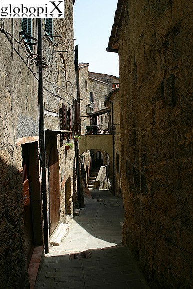 Pitigliano - Medieval borough