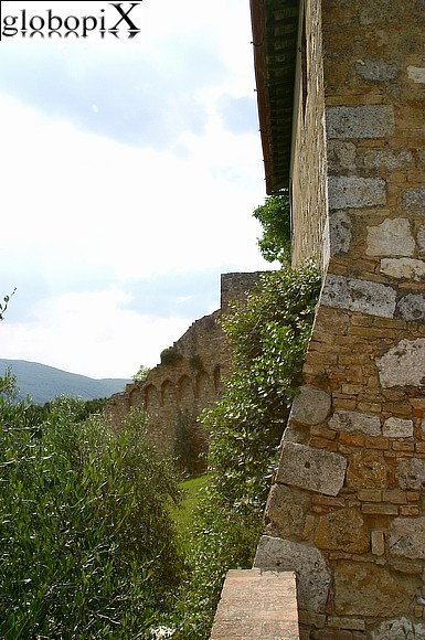 San Gimignano - Mura City walls