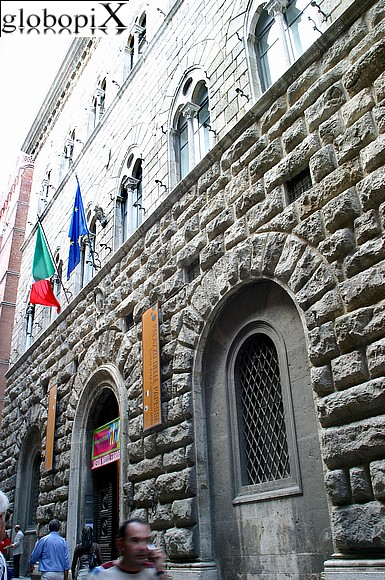 Siena - Palazzo delle Papesse