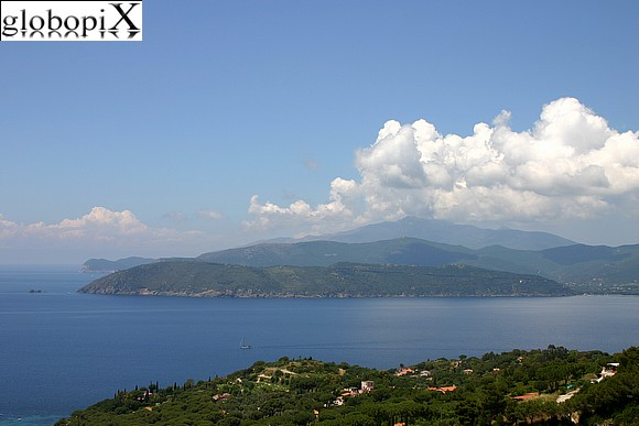 Isola d'Elba - Panorama from Capoliveri