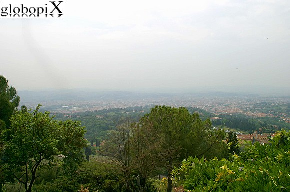 Dintorni di Firenze - Panorama from Fiesole