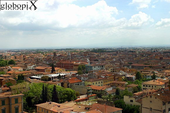 Pisa - Panorama from the Torre Pendente