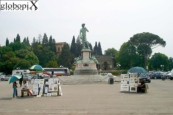 Florence - Piazzale Michelangelo