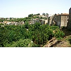 Photo: Case di Pitigliano