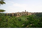 Photo: Panorama of Pitigliano