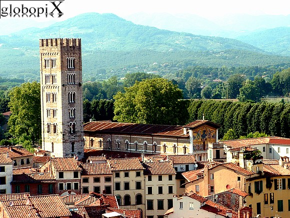 Lucca - S. Frediano
