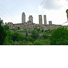 Photo: Panorama of San Gimignano