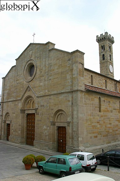 Dintorni di Firenze - The Duomo of Fiesole