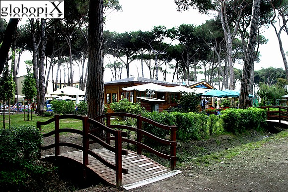 Versilia - The Pineta di Ponente