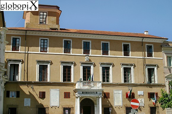 Massa e Carrara - Town hall