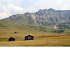 Photo: Alpe di Siusi and Peak of Terrarossa