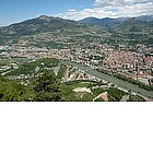 Photo: Panorama of Trento