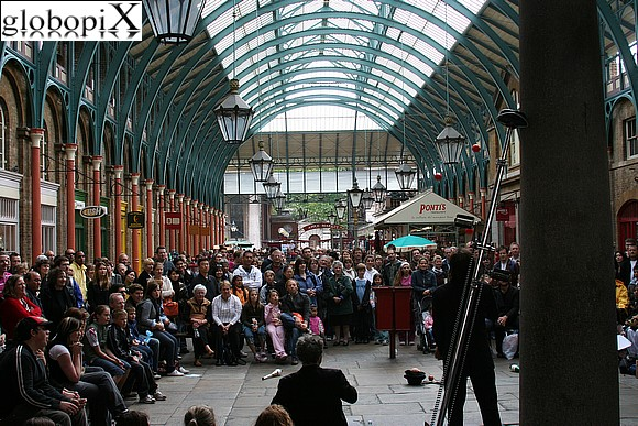 Londra - Covent Garden