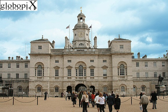 London - Horse Guards