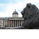 Photo: Trafalgar Square - National Gallery