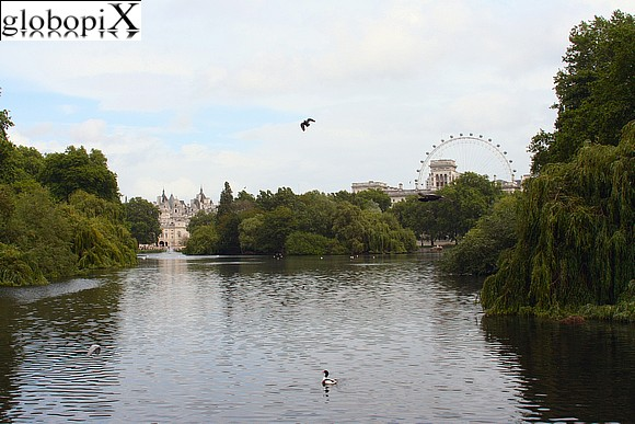 Londra - St James's Park