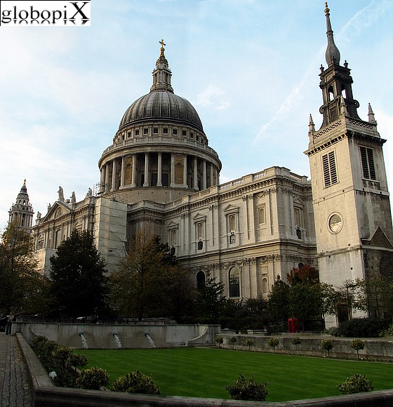 London - St. Paul Cathedral