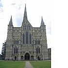 Photo: Salisbury cathedral